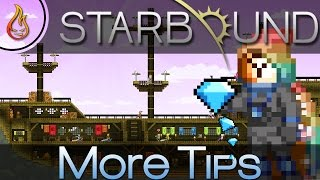 Starbound 1.1 More Tips