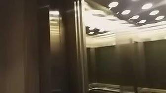 Schlinder elevator in Chinese restaurant Hai Long, Raahe