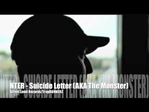 nter - suicide letter (aka the monster) - youtube
