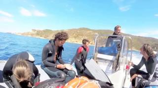 Freediving Elba Apnea Center (Guitar version)