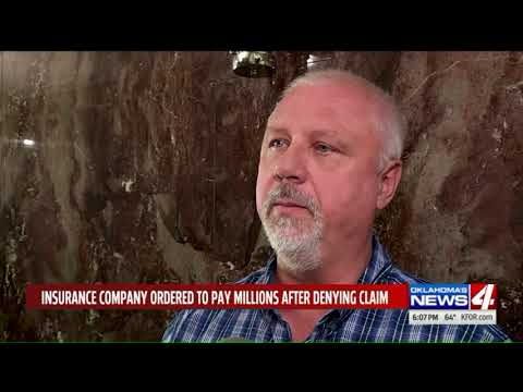 Insurance company to pay millions after lawsuit