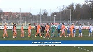 Highlights: OB 1-2 FCK (reservehold) | fcktv.dk