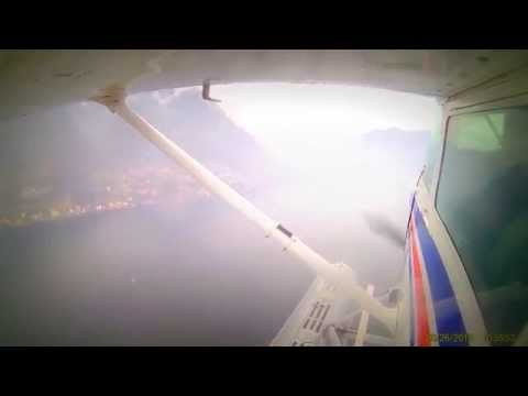 Lake Como Aeroclub seaplane training 26/03/2015 Part 1