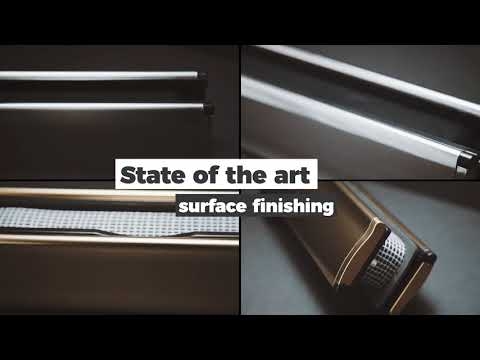 Introducing Stylex, our new Stainless Steel Door Furniture Range