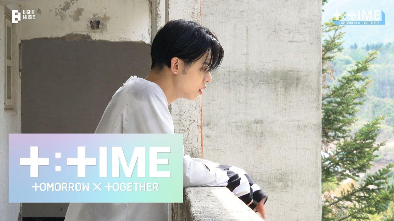 [T:TIME] YEONJUN's Freestyle Rap - TXT (투모로우바이투게더)