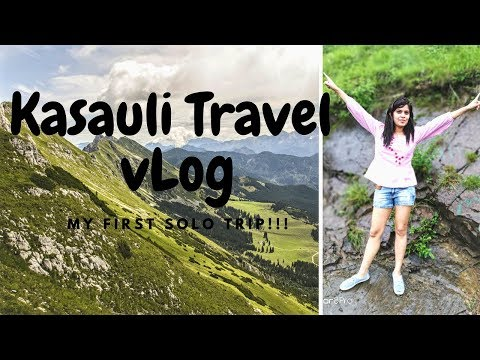A Trip to Kasauli from Delhi | Kasauli Travel Guide & Things to do