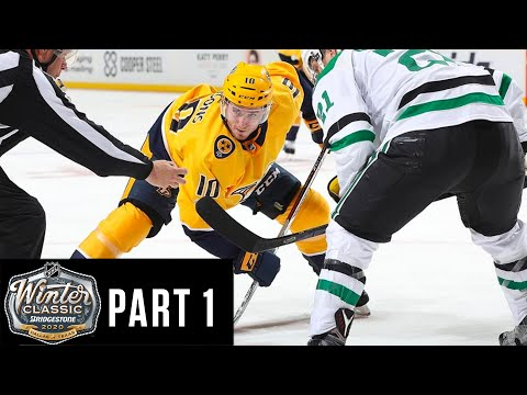 Road To The NHL Winter Classic - Episode 1