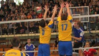 Mistrzostwa Ostrołęki w siatkówce: III LO - I LO