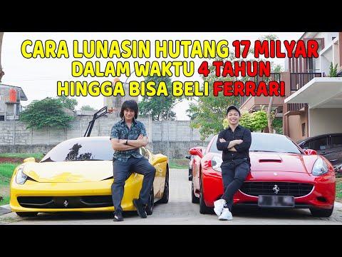 Kevin Aprilio - Cara Lunasin Hutang 17 Milyar Dalam Waktu 4 Tahun Hingga Bisa Beli Ferrari