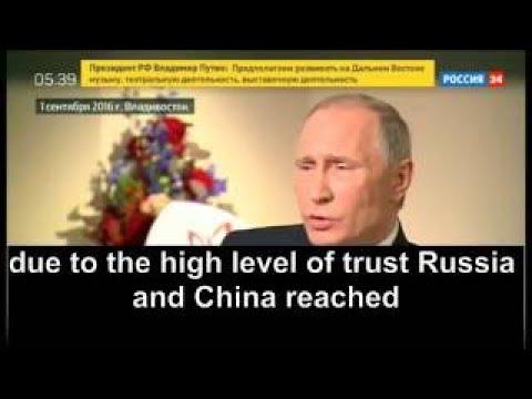 EXCLUSIVE: Putin on Kuril Islands dispute with Japan We do not trade territories