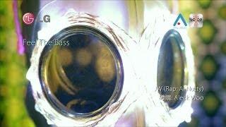 【獨家首播】JW 《FEEL THE BASS》官方版MV (Official Music Video) HD