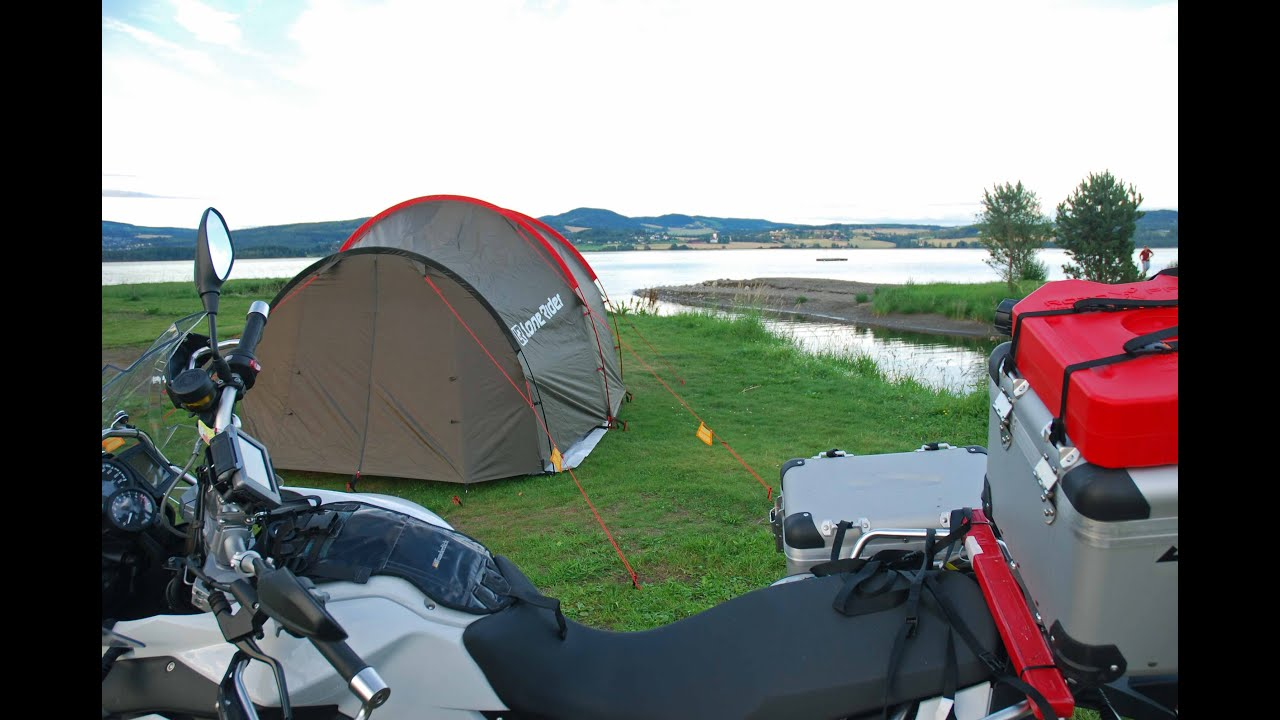 Lone Rider Mototent Update 2015 Groundsheet (English)  sc 1 st  YouTube & Lone Rider Mototent Update 2015: Groundsheet (English) - YouTube