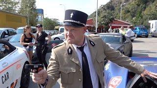 Dag 5 - Team Gendarmerie schiet er op los!