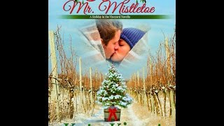 Kissing Mr. Mistletoe by Kate Kisset