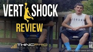 Vert Shock Review - Watch Jon & Alex Add 10 Inches To Their Verts In Under 4 Weeks..