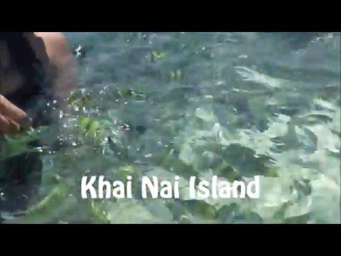 Khai Islands 2016 (Phuket, Thailand)