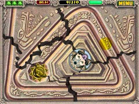 Обзор игры Zuma Deluxe [Mac App Store]