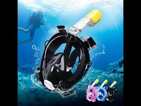 Маска для дайвинга из Китая/Diving mask from China