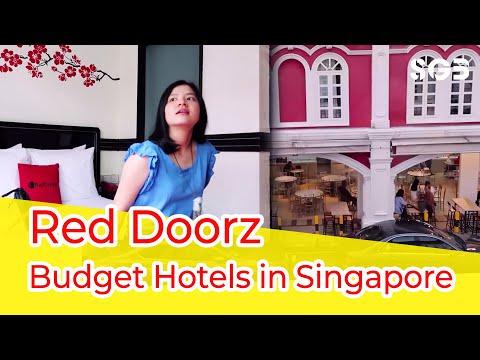 REDDOORZ - Budget Hotels In Singapore