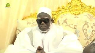 Message poignant du Khalif Général des Mourides au Président Abdoulaye WADE