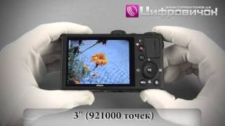 Видеообзор Nikon COOLPIX P330