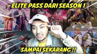 Download ELITE PASS DARI SEASON 1 SAMPAI SEKARANG..!! - FREE FIRE #KULGAR6M