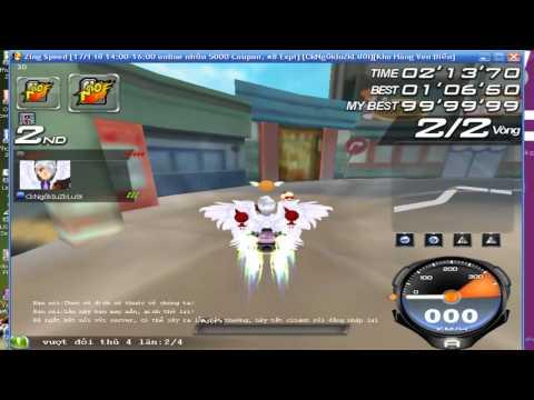 Hack (ZingSpeed) Mới Nhất 18/03/2013 (HD 720p)