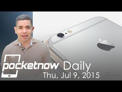 iPhone 6s rose gold, iOS 9 public beta, Lumia future & more - Pocketnow Daily