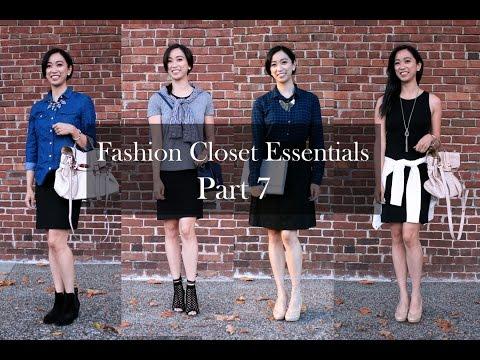 Fashion Closet Essentials - Part 7 | LookMazing, fashion closet essentials, fall