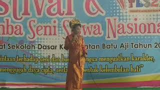 Zapin Batam, FLS2N 2018