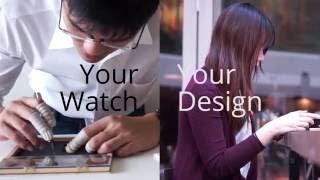 eoniq design your own custom watch