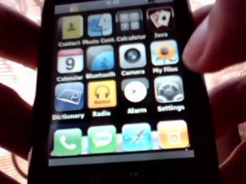 tema para celular samsung corby gt-s3650