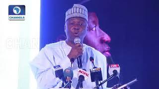 Jonathan Has Taken Nigeria's Democracy To A Certain Level - Saraki