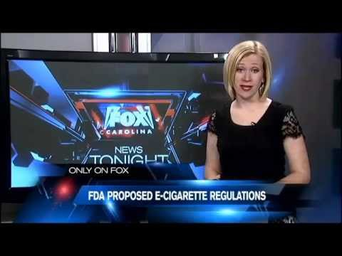 Urgent FDA Regulations on E-cigarettes and E-liquids