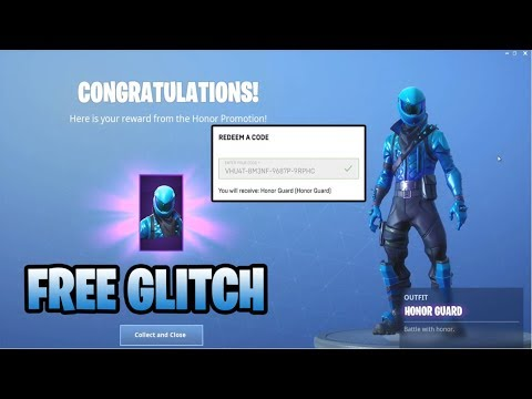 free-honor-guard-fortnite-skin-glitch-code-exploit---fortnite-news