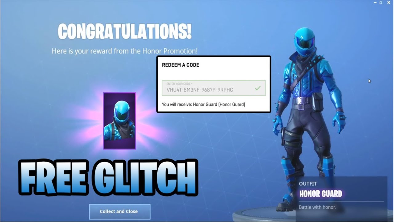 How To Get Free Items Codes In Fortnite Free Codes ...