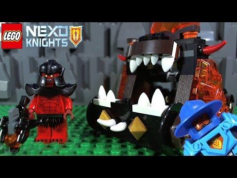 LEGO NEXO KNIGHTS Chaos Catapult 70311 - YouTube