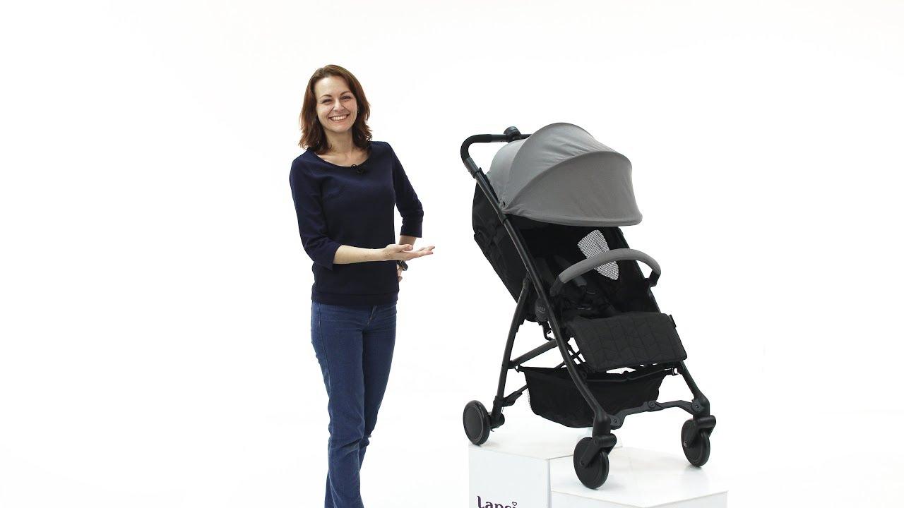 Britax B-Motion - видео обзор детской коляски от karapuzov.com.ua .