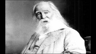 "Walt Whitman ""America"" Wax Cylinder recording poem animation"