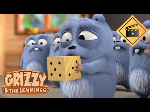 Grizzy & Les Lemmings - Jeu De L'ours - Episode 71
