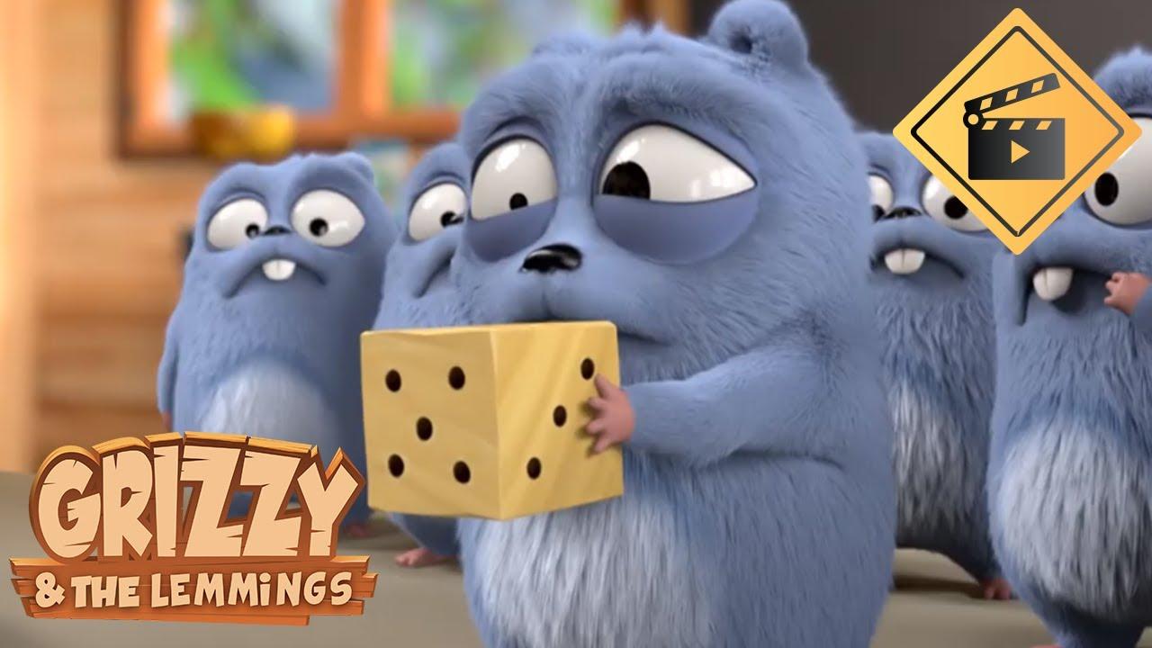 Download Grizzy & les Lemmings - Jeu de l'ours - Episode 71