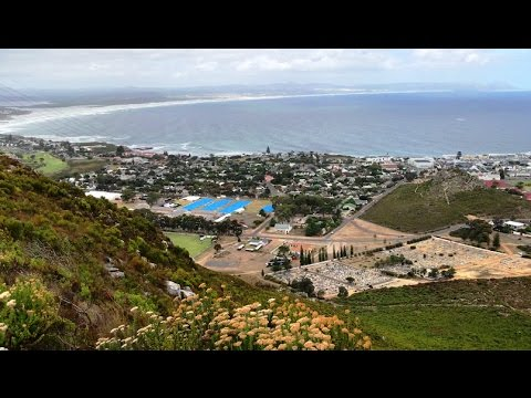 Rotary Way (Hermanus) - Mountain Passes of South Africa