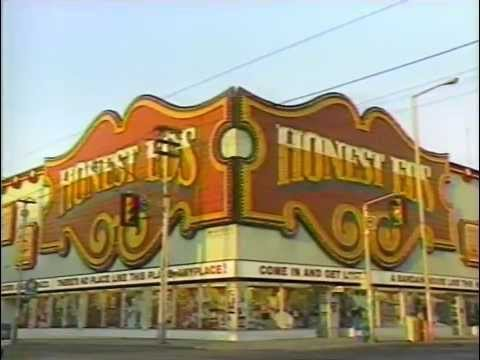 Commercials on CBC-TV circa late 1987