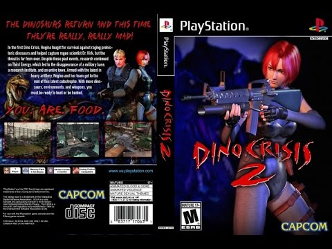 Dino Crisis 2 Walkthrough with Charmed (No Commentary) part 3/8