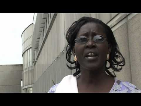 Interview with Eva Kiongo, G40 member and human rights activist, South Sudan