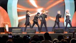 20130630 MBLAQ瑞山市 瑞光寺 山寺音楽会 Smoky Girl
