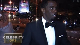Welcome back Puff Daddy - Hollywood.TV