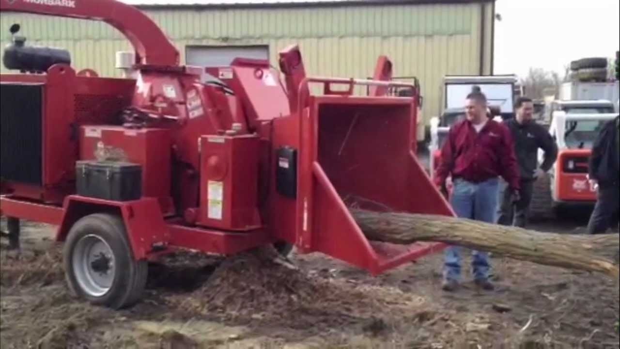 Beever M15R Brush Chipper