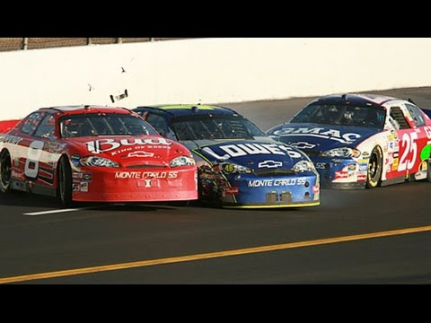 Top 15 Worst Jimmie Johnson Wrecks