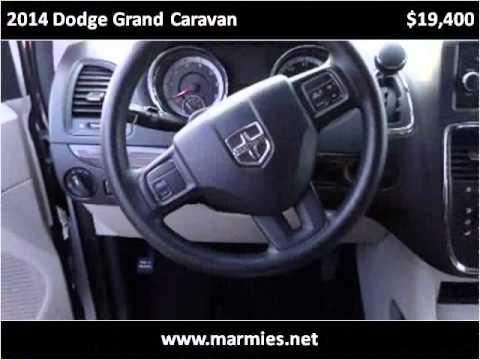2014 Dodge Grand Caravan Used Cars Great Bend KS - YouTube